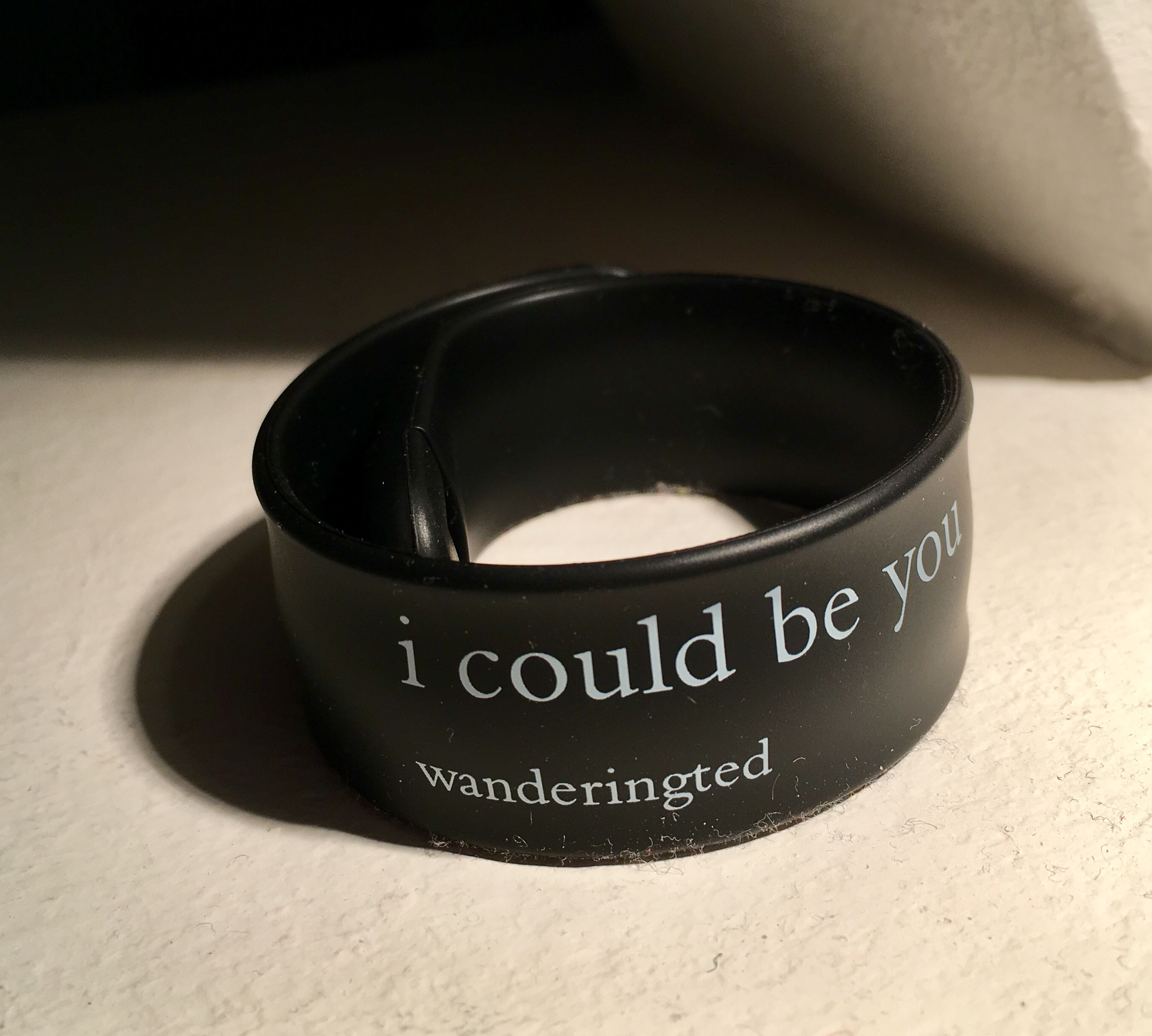 Slap Bracelet Wanderingted
